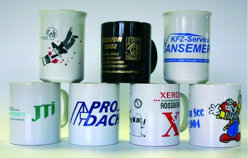 Buschmann Werbung Trier Luxemburg Siebdruck